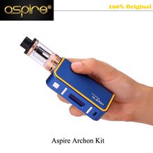 100% Original E Cigarette Aspire Kit Aspire Archon Cleito 120 Combination Kit Cleito 120 Tank 150W Aspire Archon Box Mod Vape
