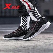 Xtep Original Men's Retro Running Shoes Sneakers Fashion Vintage Outdoor Sports Athletic Shoes Trainers Men Shoes 984119119527 цена в Москве и Питере