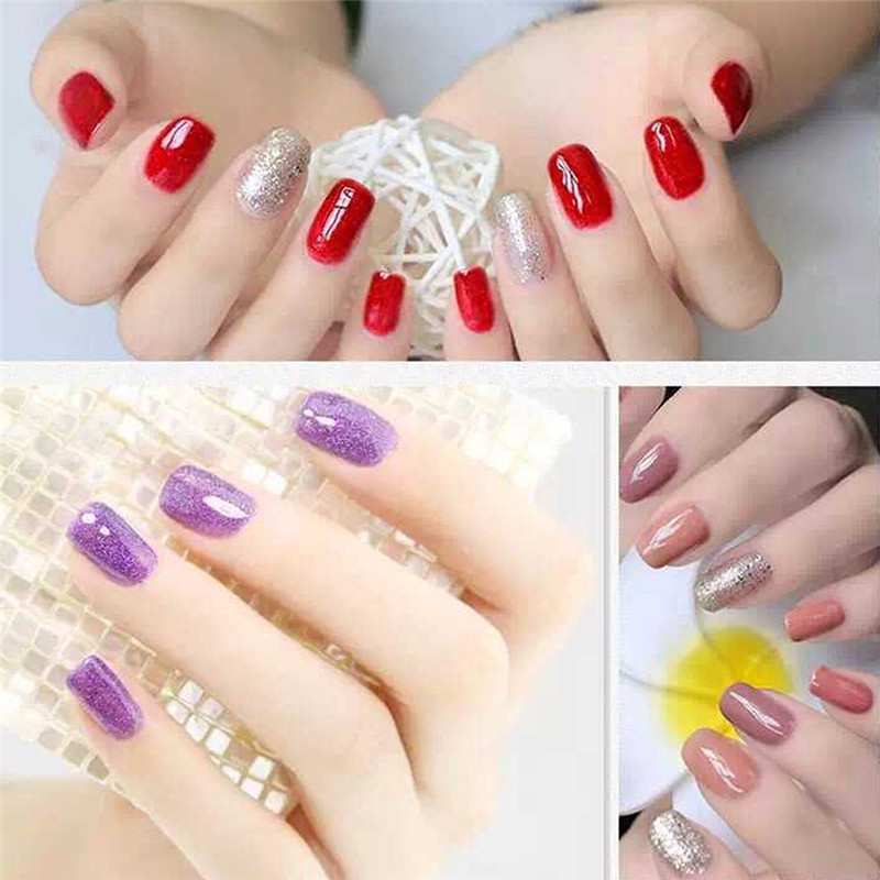 Y S 3pcs Nail Gel Polish Diy Art Uv Soak Off Hot Big Long Lasting In Hair Clips Pins From Beauty Health On