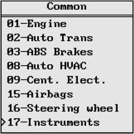 A061 VAG401 VW AUDI SEAT SKODA Professional Tool1
