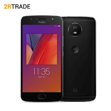 Smartphone dorigine Motorola Moto G5S vert Pomelo XT1799 2 4 go de RAM 64 go ROM Snapdragon Octa Core 16.0MP 1920*1080 prise en charge NFC