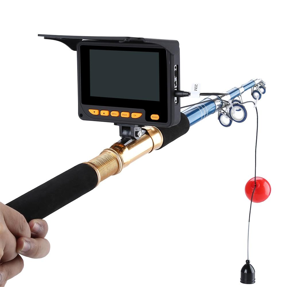 Проводная видеокамера для рыбалки