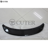 Beetle Carbon Fiber Rear Spoiler Roof Wings for Volkswagen Beetle top Wings car styling 13 15