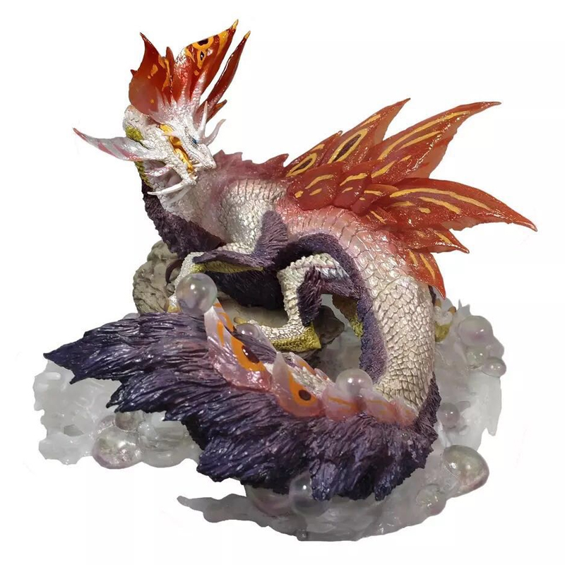 Mizutsune Enraged ver  Figure Builder Creator's Model archetype transparent ver she