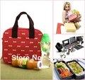 Multifunción bolso de la manera niños más gruesos de tela oxford cajas de almuerzo bolsa de picnic bolsa de envase de alimento de la madre del bebé