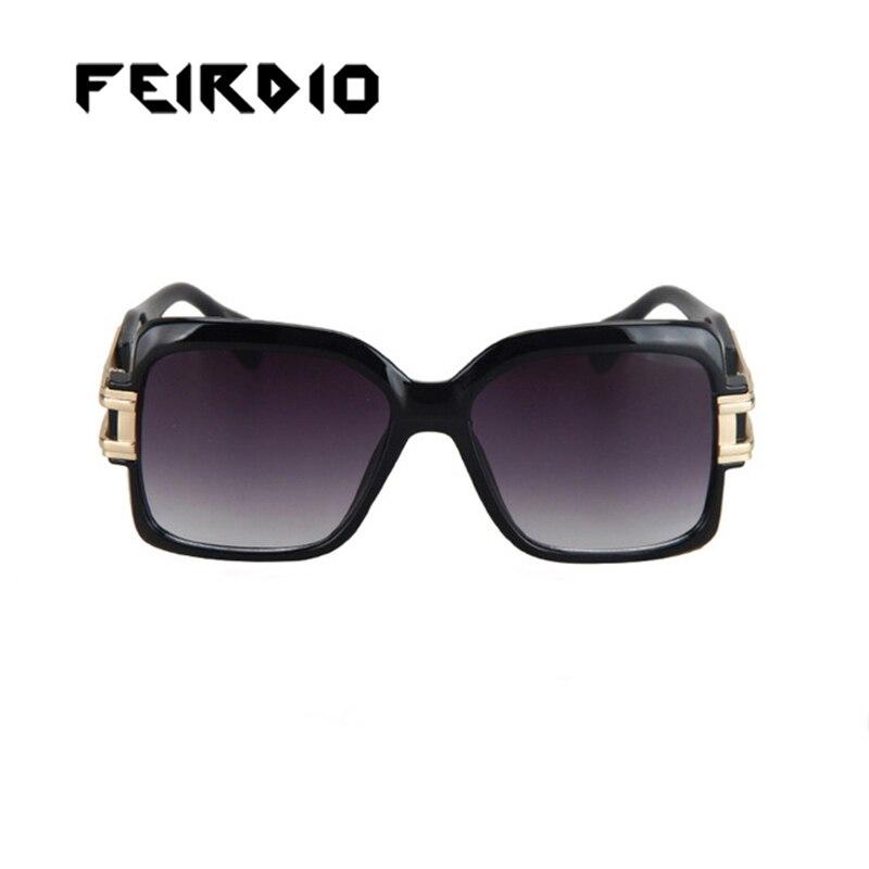 Feirdio Hot Selling Lady font b Hombre b font Sun Glasses Eyeglasses Classic Oversized font b