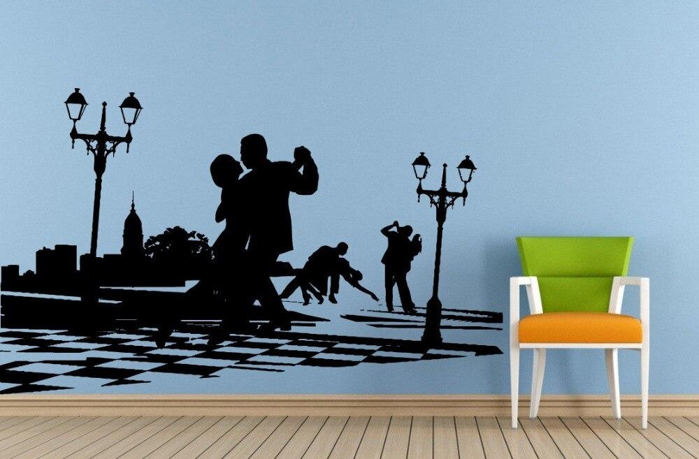 실루엣 벽 스티커-저렴하게 구매 실루엣 벽 스티커 중국에서 ...