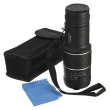 Alta calidad Mini 30 x 52 Dual para Focus lente óptica Day Night Vision Armoring viajes telescopio Monocular turismo prismáticos