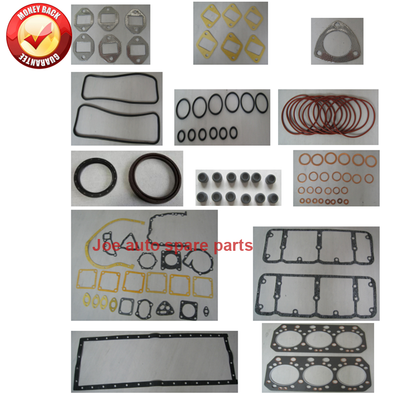 6DB10 6DB1  Engine Full gasket set kit for Komatsu Excavator6DB10 6DB1  Engine Full gasket set kit for Komatsu Excavator