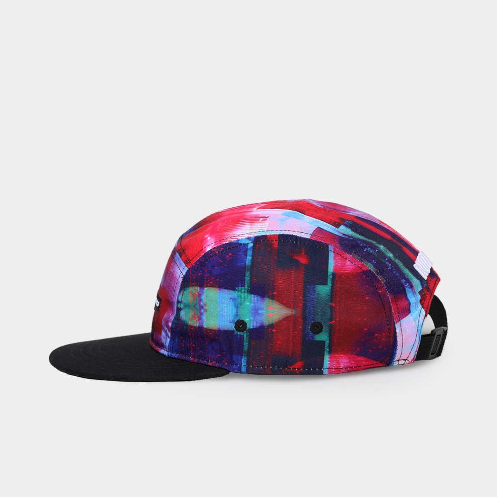 NUZADA Design Originale 3D Stampa Uomo Donna Coppia Berretto Da Baseball Primavera Estate Autunno Cappelli di Qualità Bone Snapback Caps