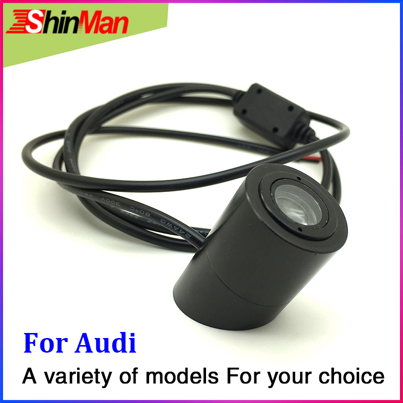 ShinMan For Audi A3 A4 A5 A6 A7 A8 Q3 Q5 Q7 S3 4 5 6 7 8 RS4 RS5 RS6 7 8 LED Anti collision warning light Tail Rear Emblem light love heart logo rear trunk badge emblem decal sticker replacement for audi a3 a4 a5 a6l a8 q3 q5 q7 tt rs3 rs5 rs8 s3