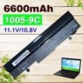 Черный 9 клетки 6600 мАч Аккумулятор для Asus Eee PC 1001PX 1001PQ 1005 1005HA AL31-1005 AL32-1005 ML32-1005 PL32-1005 1001HA 1005 P