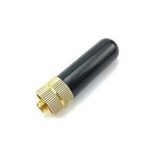 Image 1 - 1/2/5pcs Baofeng UV 5R Walkie Talkie Gain Antenna Dual Band 5cm Short Radio Antenna SMA F for Baofeng UV 5R BF 888s UV 82 Telsiz