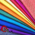Gran Pared estilo chino antiguo cheongsam traje hanfu tejido Damasco jacquard tela 11