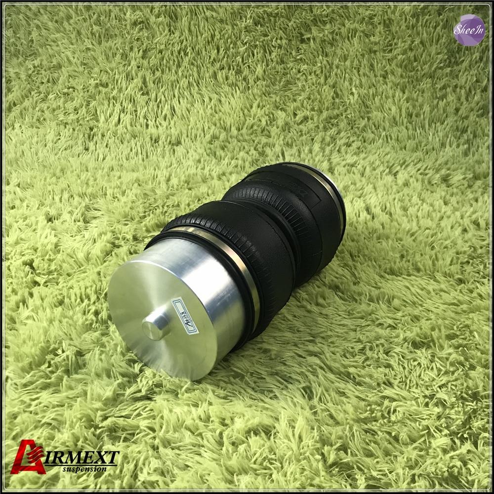 AUDI A6C7 (2011 UP) tagumise õhkvedrustuse õhkvedru jaoks kahekordse keermega kummist amortisaator / pneumaatilised osad / õhkvedrustus