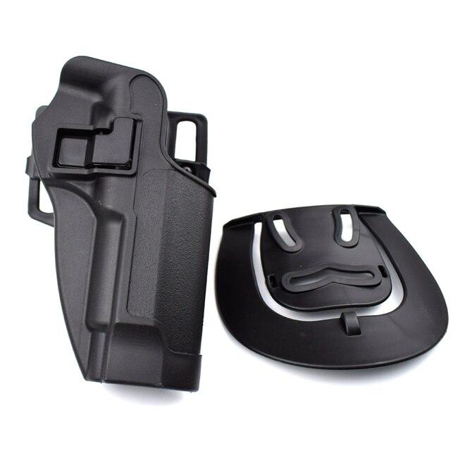 Military Belt Holster Beretta M9 92 96 Pistol Gun Carry Case Tactical Hunting Airsoft Gun Holster Left / Right Hand 2