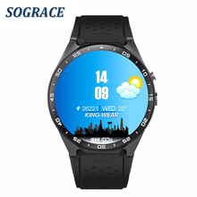 Smart Watch relogio SmartWatch 1.39 Inch Screen MTK6580 Quad Core 1.3GHZ Cell Phone 3G Watch 2.0 Mega Pixel Heart Rate Monitor