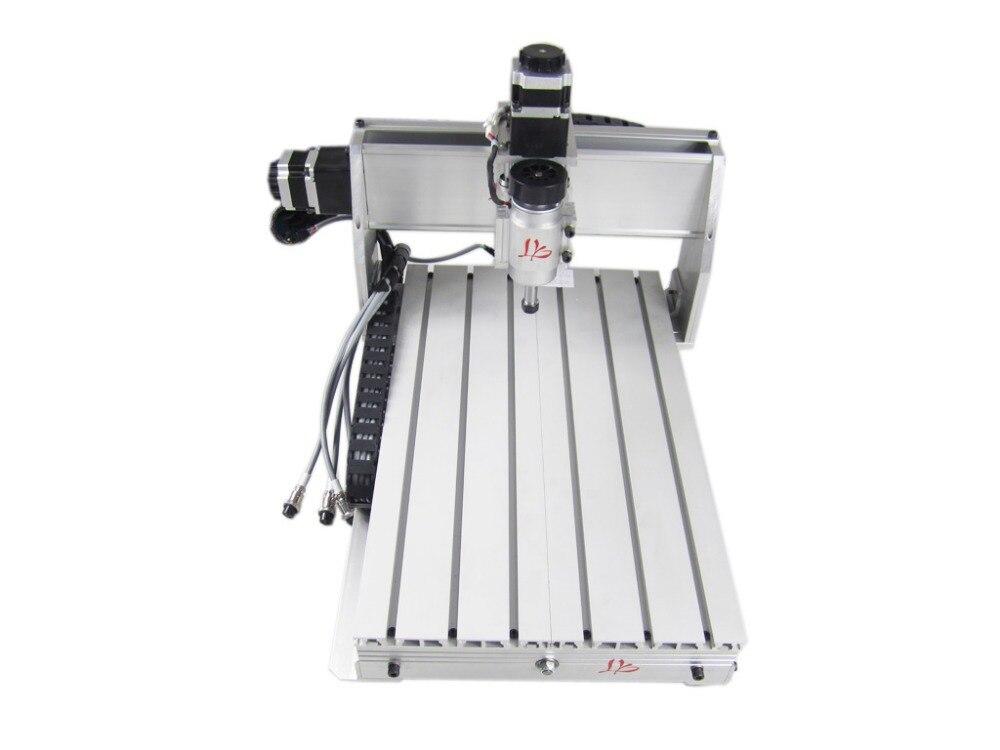 3040T-DJ CNC machine de gravure pour les amateurs de modèles magasin d'affaires CNC sculpture sur bois machine - 4