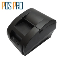 I58TP04 Cheap 2 inch 58mm thermal printer thermal receipt printer pos printer 90mm/s ESC/POS Compatible All Windows and Linux