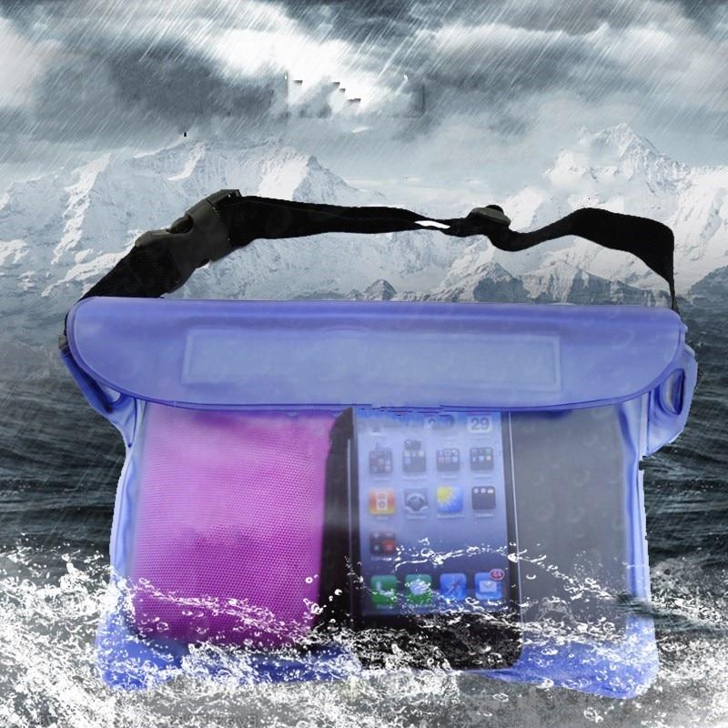 11 Colors Waterproof Waist Bag Pouch For iPhone 6S 7 8 Plus X Xiaomi 6 Case For Samsung S8 S9 Plus Huawei P9 Lite P10 Plus Bags