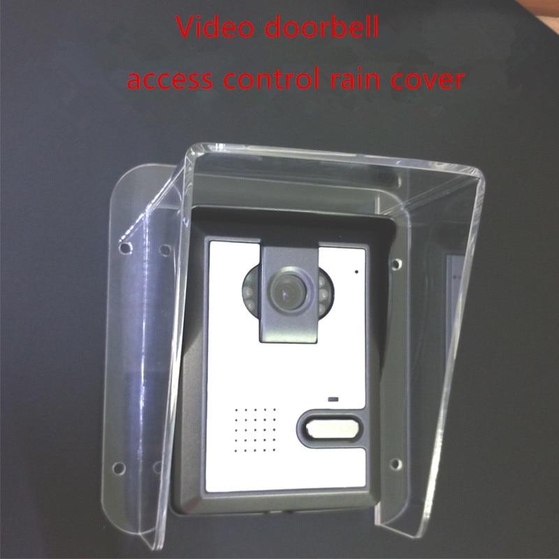Image 4 - Yobang Security Freeship Intercom villa doorbell host access control machine Waterproof cover rain cover universal typerain coverrain waterproofrain machine -