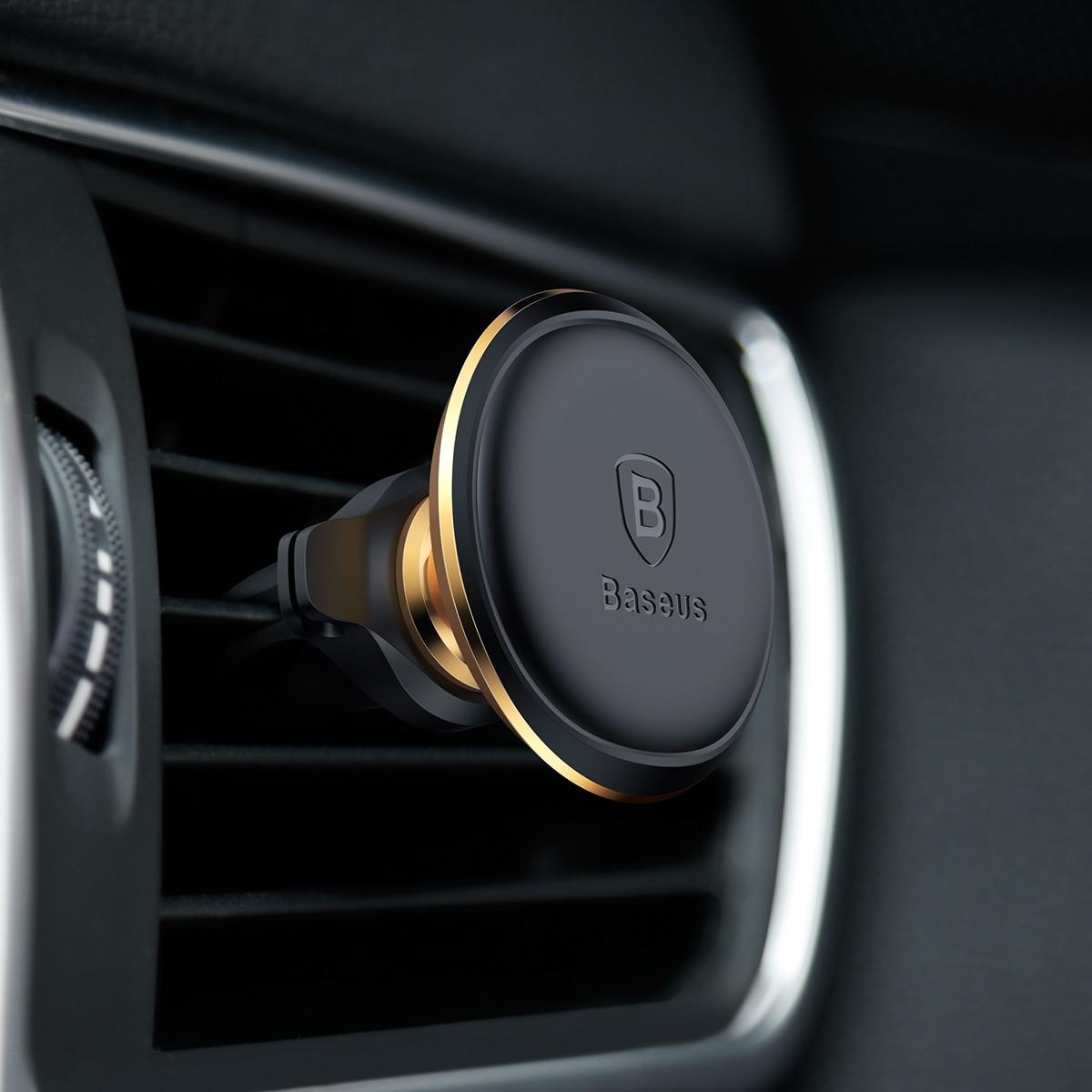 Baseus auto telefon halter magnetische Für iPhone xs XR air vent halterung Halter für telefon in auto unterstützung telefon voiture magnet halter