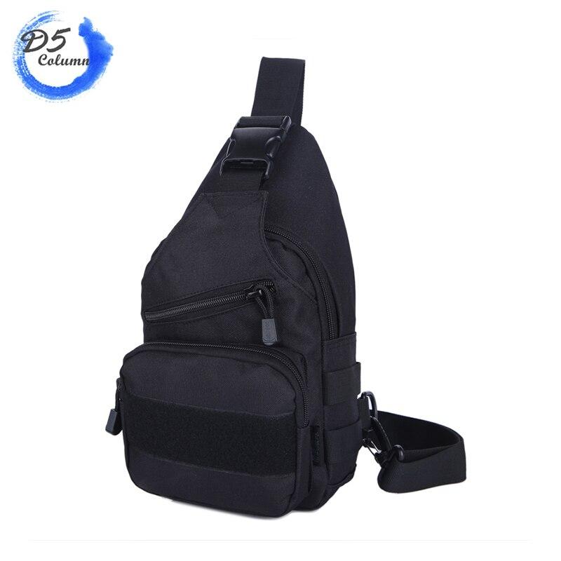 ФОТО D5 Column Bag Sale Brand Shoulder Bag Mens Black Bag Shoulder Sling Bag Messenger Bag Bicycle Bag Cross Body Bag Daypack