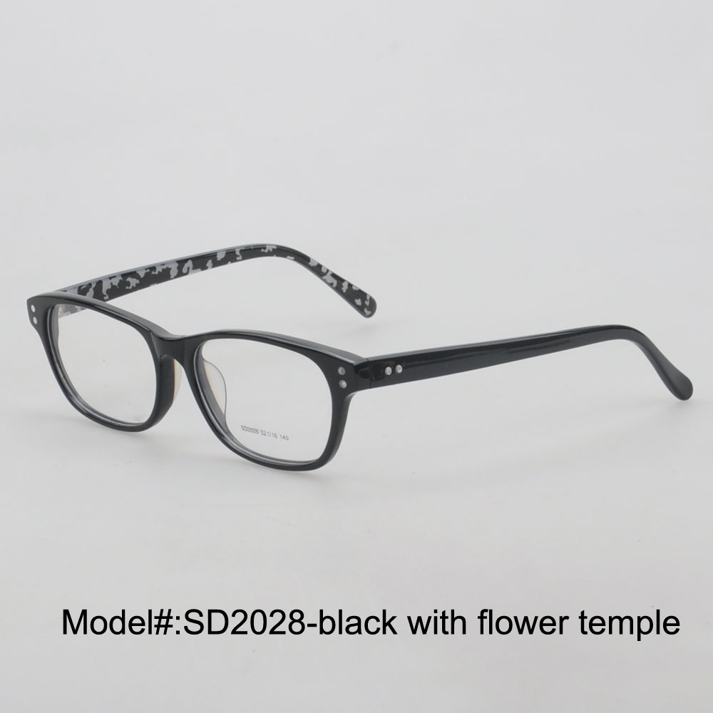 MY DOLI Hot sales SD2028 full rim unisex acetate myopia eyewear eyeglasses prescription spectacles RX optical frames