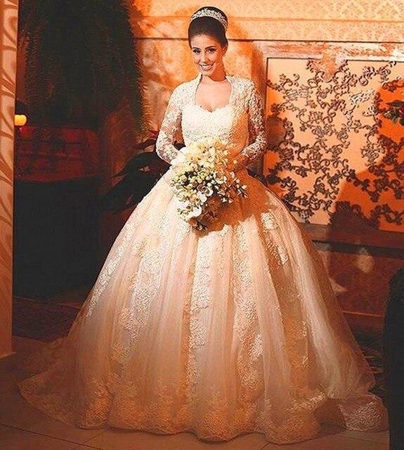 Vestidos de novia con la espalda cubierta