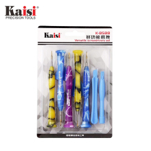 kaisi Mobile Phone Repair Tools Kit Spudger Pry Opening Tool Screwdriver Set for iPhone iPad Samsung Cell Phone Hand Tools Set 9 in 1 cell phone screen opening pry mobile phone repair tool kit screwdriver tool set for iphone samsung hand tools opening set