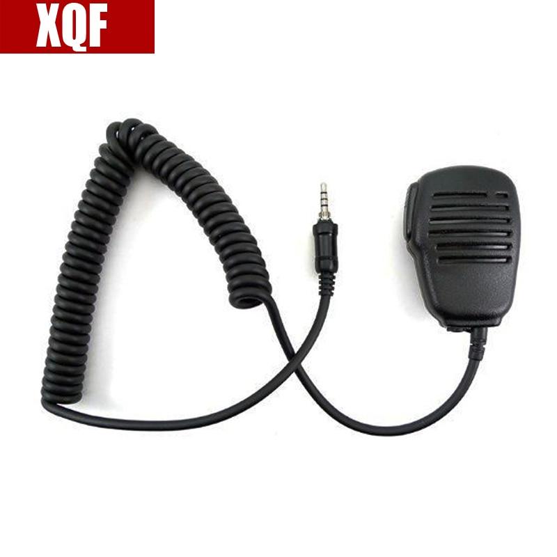 XQF Speaker Microphone For YAESU Radio VX-7R VX-6R VX-120 VX-170 VX-177