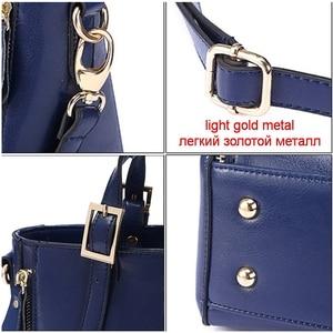 Image 4 - FUNMARDI Luxuryกระเป๋าถือผู้หญิงกระเป๋าออกแบบกระเป๋าหนังแยกผู้หญิงกระเป๋าถือTop Handleกระเป๋าไหล่หญิงกระเป๋าWLHB974