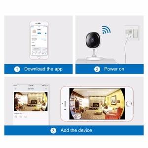 Image 5 - Sannce 2 조각 hd 1080 p fisheye ip 카메라 무선 홈 보안 camara ir 야간 투시경 wifi 미니 네트워크 camara baby monitor
