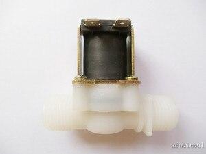 "Image 5 - New G1/2 ""Flow Control Water LCD Display + Solenoid Van Đo + Flow Sensor Meter"