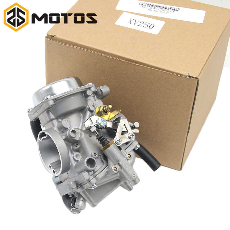 Detail Feedback Questions about ZS MOTOS XV250 Carburetor Assy For