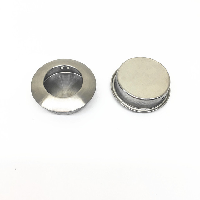 Awesome THOM KING 10pcs Furniture Handles, Cabinet Wardrobe Door Knobs, Hidden Recessed  Flush Pull Kitchen