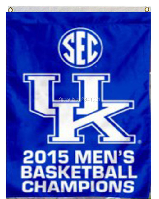 timeless design be007 a415e 6 Color Kentucky Wildcats Basketball Garden Banner American Outdoor Indoor  Baseball College Flag 3X5 Custom Any Flag