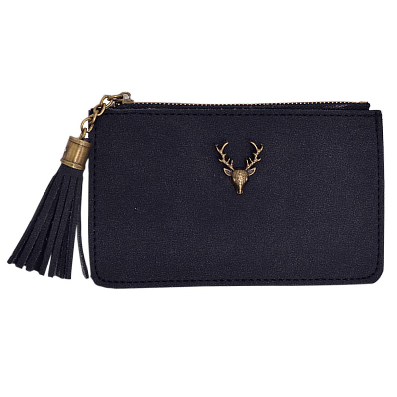 2018New Design Female High Grade Fashion Women Coins Change Purse Zipper Zero Wallet Key Bags Ladies Wallets portefeuille Mme A8