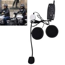 500 м Bluetooth Нескольких Переговорные Гарнитуры для Шлема Мотоцикла Лыжников Бесплатная Доставка