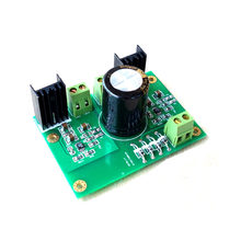 LT3042 ultra low noise lineaire versterker voeding AmaneroXMOS DAC core eindversterker board(China)