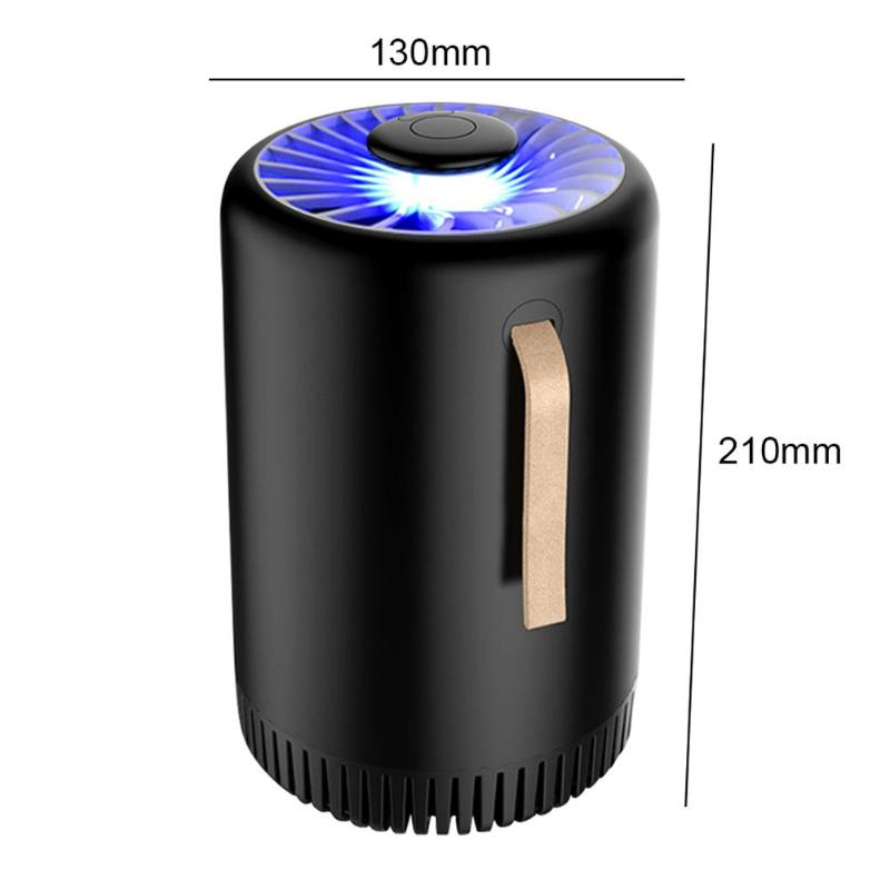 Household Electric LED Photocatalyst Anti Mosquito Killer Lamp