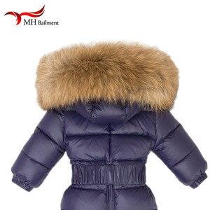 Image 3 - פרווה אמיתית יוקרה צעיף מעיל צווארון נשים חורף מעיל פרווה צעיפי דביבון פרווה צעיף חם צוואר מחממי צעיף צעיפים עבור גבירותיי
