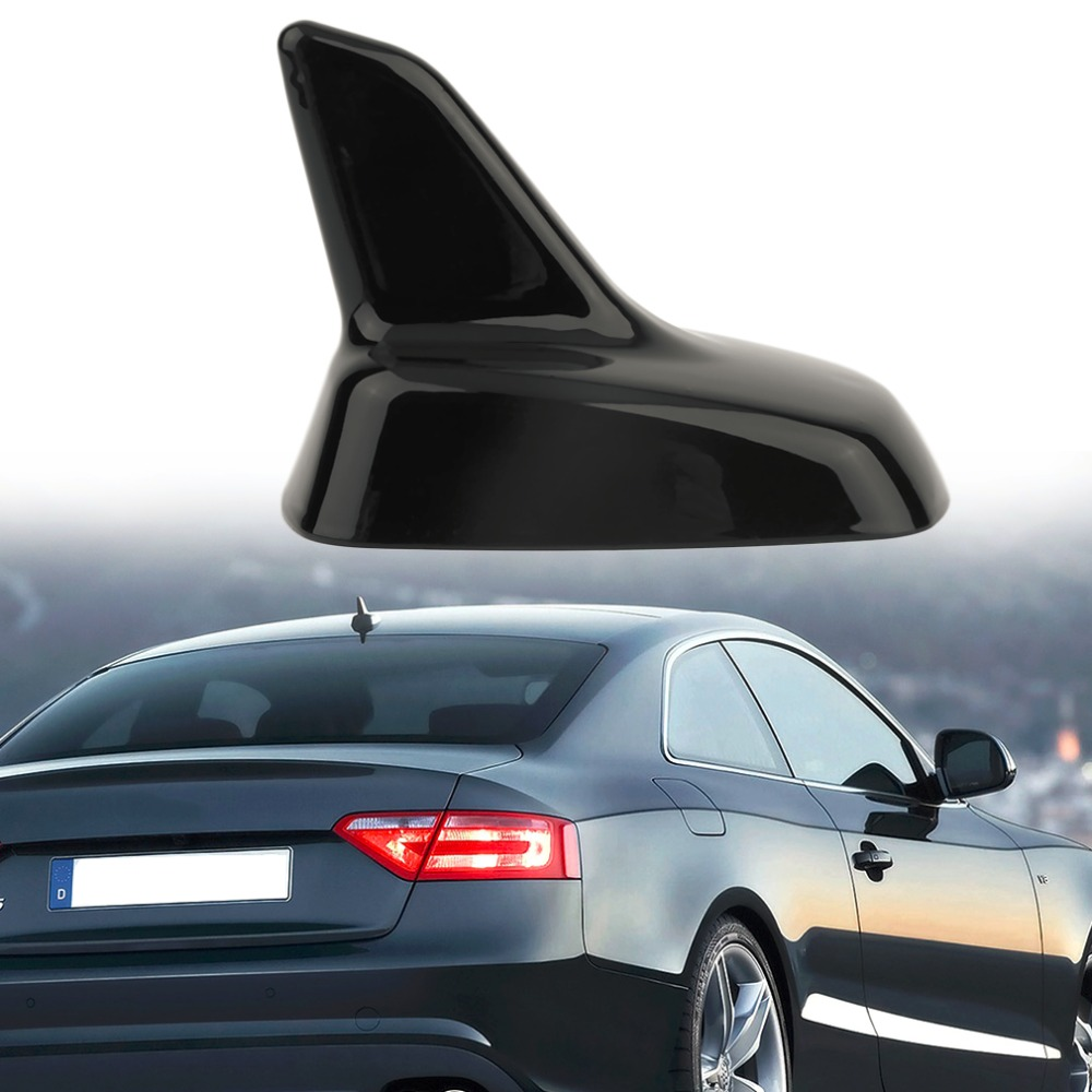 US $0 79 40% OFF|Car roof decoration Shark fin antenna for Volkswagen VW  Golf 6 Tiguan Magotan Sagitar CC Passat AUDI A4L A6L Q5 A1 A3 A5 A8 1pc-in