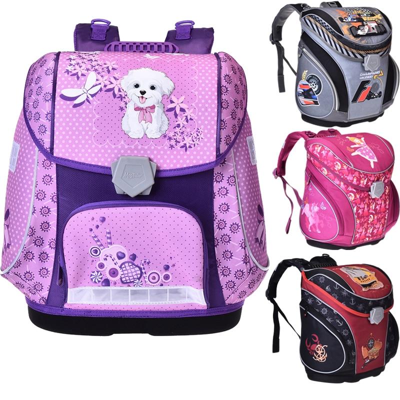original magtaller novas mochilas escolares Tipo de Estampa : dos Desenhos Animados