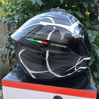 Open face helmet scooter helmet motorcycles motorbike helmet DOT approved safety for protect people head fast