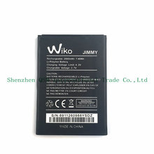 New 2000mAh Original High quality  battery for Wiko jimmy Mobile phone+free shipping
