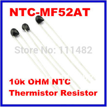50 шт 10k OHM NTC Термистор резистор NTC-MF52AT 10K +/-1% 3950