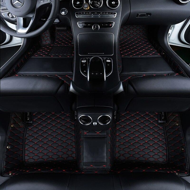 Индивидуальный Логотип Автомобильные коврики для tesla модель 3 tesla модель s модель x автомобильные аксессуары автомобильные коврики