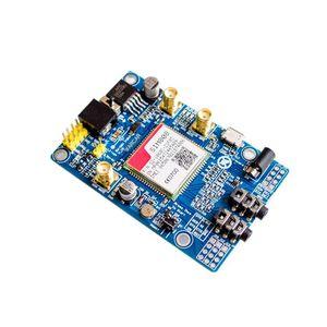 Image 3 - SIM808 모듈 GSM GPRS GPS 개발 보드 IPX SMA GPS 안테나 라스베리 파이 지원 2G 3G 4G SIM 카드