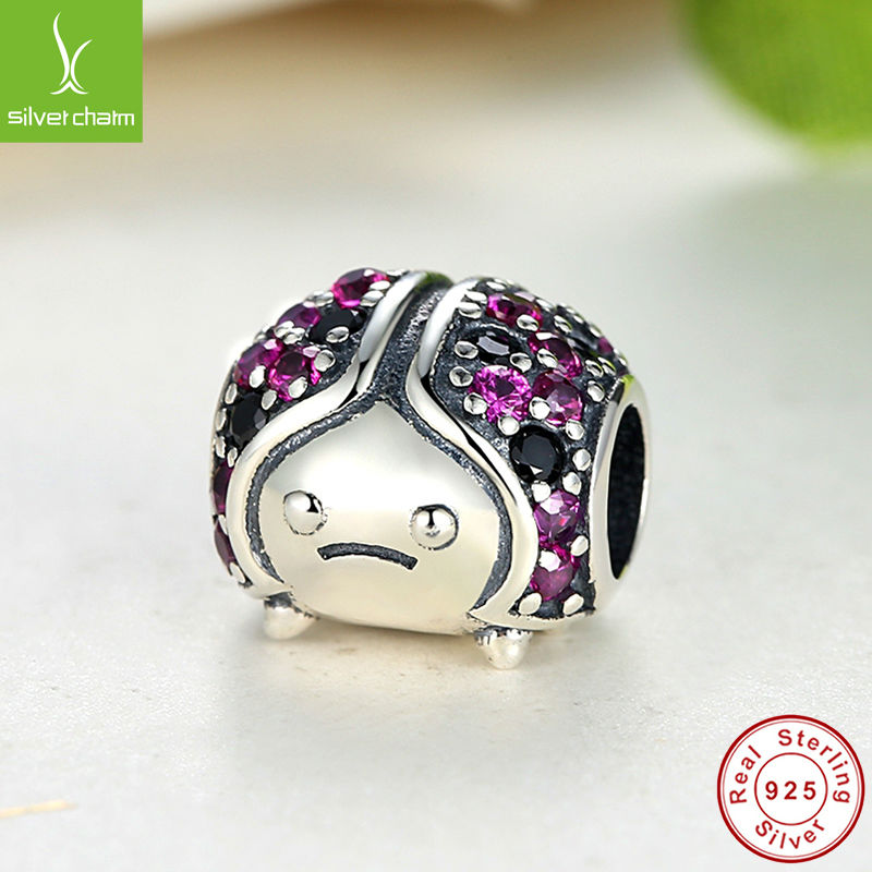 Pandora Ladybird Charm